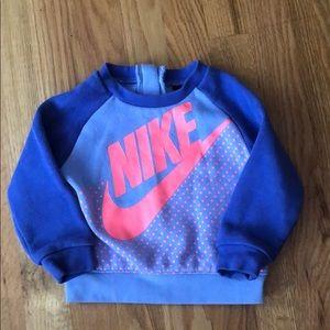 Nike sweatshirt for toddler girl